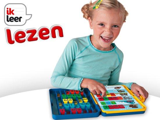 Thumbnail van een extra afbeelding van het spel Playlab Ik Leer Lezen - Educatief Spel