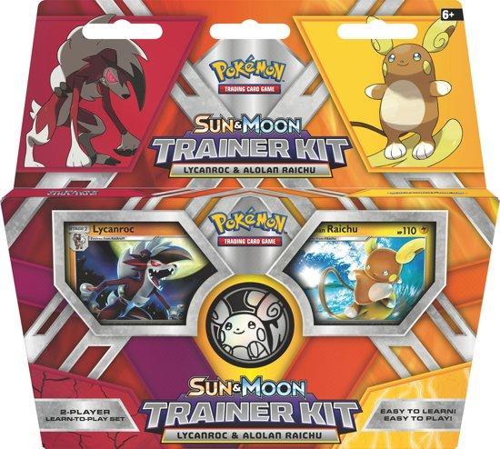 Afbeelding van het spel Pokémon Kaarten - Trading Card Game - Sun & Moon Trainer Kit d8