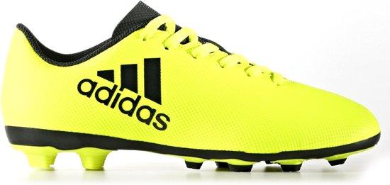 Adidas - X17.4 Soccer Fxg - Unisexe - Le Football - Noir - 40 2/3 sGyxAmC