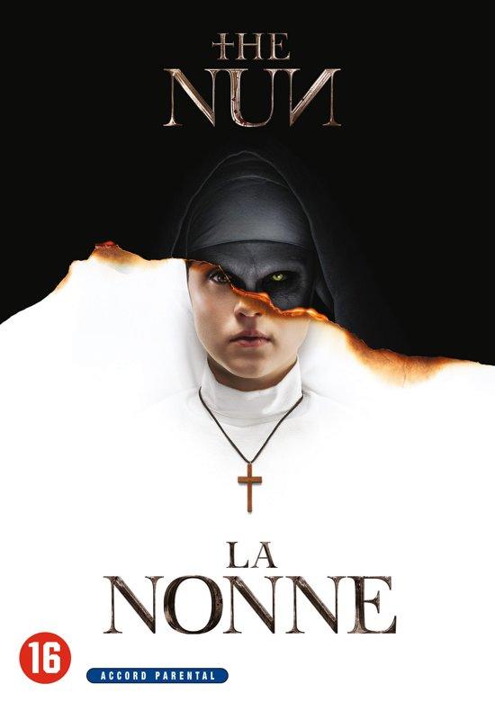 DVD cover van The Nun