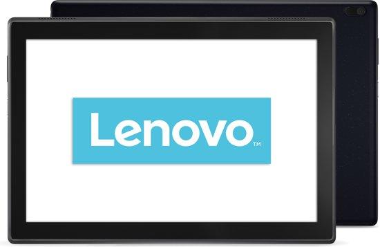Lenovo Tab 4 - 10.1 inch - WiFi - 32GB - Zwart