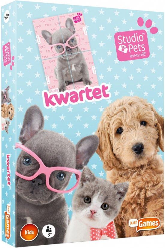 Afbeelding van het spel Studio Pets - Kwartet