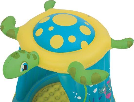 Bestway Babyzwembad Schildpad UV beschermend