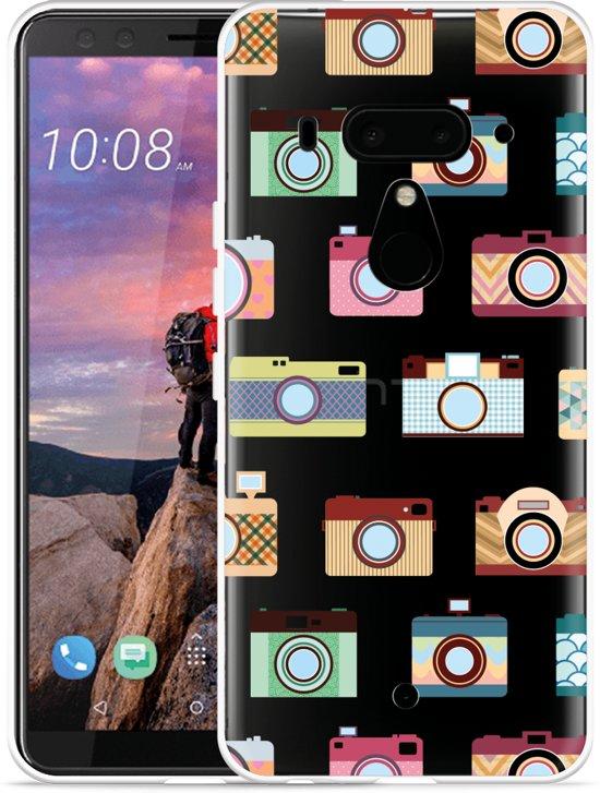 HTC U12 Plus Hoesje Welta Perfekta