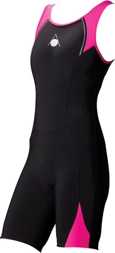 Aqua Sphere Energize - Tri Suit - Dames - 34 - Zwart/Roze