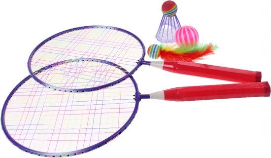 Outdoor Fun badmintonset
