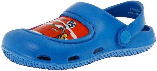 Disney-Cars-Sandaal-blauw-Schoenmaat-29
