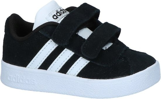 fa5da1b110d bol.com | Zwarte Sneakers met Velcro adidas VL Court 2.0