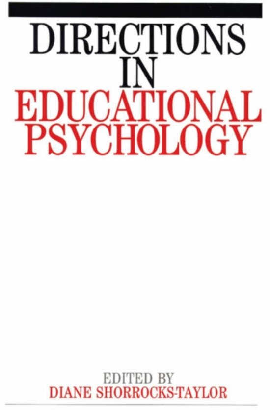 Directions in Educational Psychology