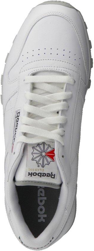 Sneakers white Maat Heren Reebok Classics 45 Leather 5 lt Grey Int ngx6Sq