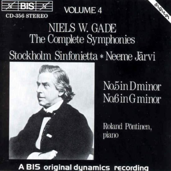 Gade - Symphonies Iv