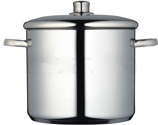RVS soeppan - 11 liter - Masterclass