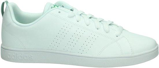 adidas Advantage clean vs Sneakers Heren Wit Maat 44.5