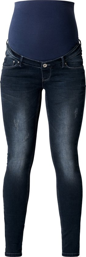 Noppies Broek Britt - Dark Stone Wash - Maat 30