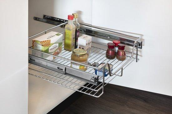 Keuken Opbergen Organizers : Bol.com schuiflade keukenkast 60 cm losse kast lade met
