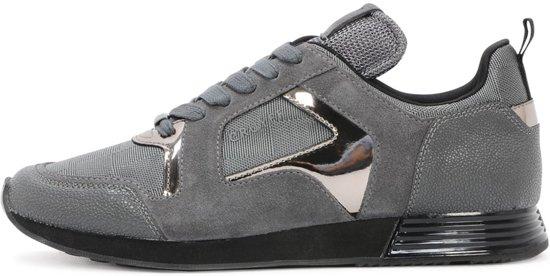 Lusso Grijs Sneakers 46 Maat Herenschoenen Cruyff U04axvv