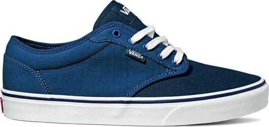 Maat Heren Blues Sneakers Atwood dress 44 Sailor ripstop Blue Vans 4tvqn