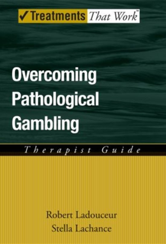 Overcoming Pathological Gambling
