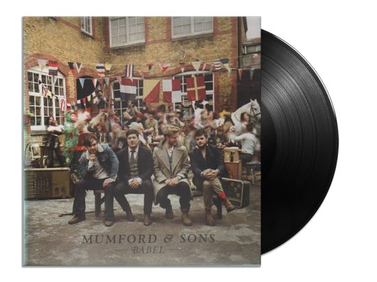 CD cover van Babel (LP) van Mumford & Sons