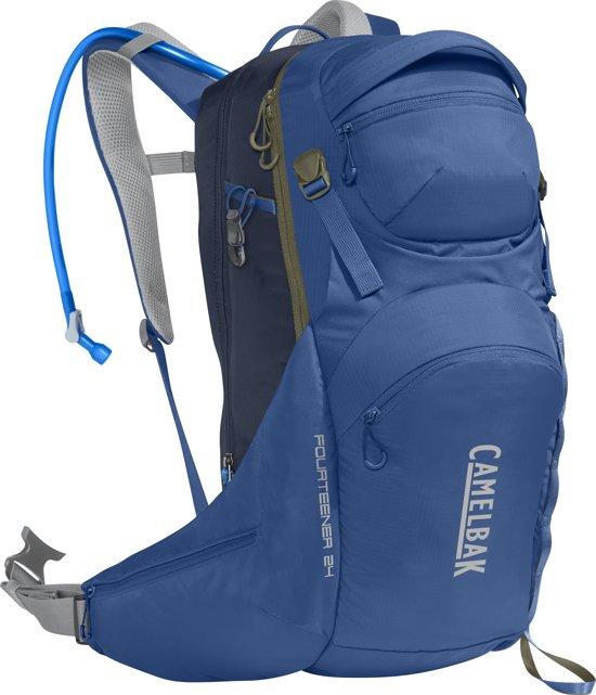 0ab3c764285 CamelBak Fourteener 24 - Drinkrugzak - Blauw (Galaxy Blue / Navy Blazer)