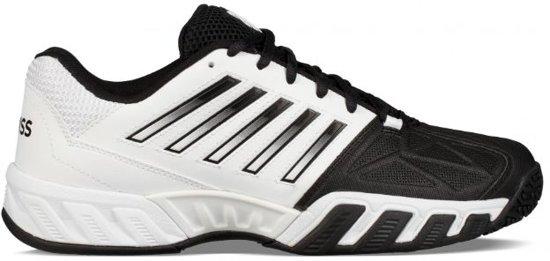 K Swiss Bigshot Light 3 Omni Tennisschoen Heren Sportschoenen Maat 45 Mannen witblauw