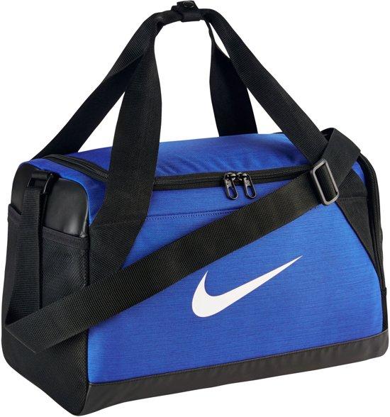 Nike Nk Brsla Xs Duff Sporttas Unisex - Game Royal/Black/White