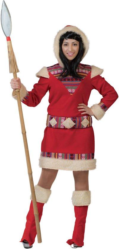 Bol Com Eskimo Kostuum Eskimo Nanook Dame Vrouw Maat 36 38