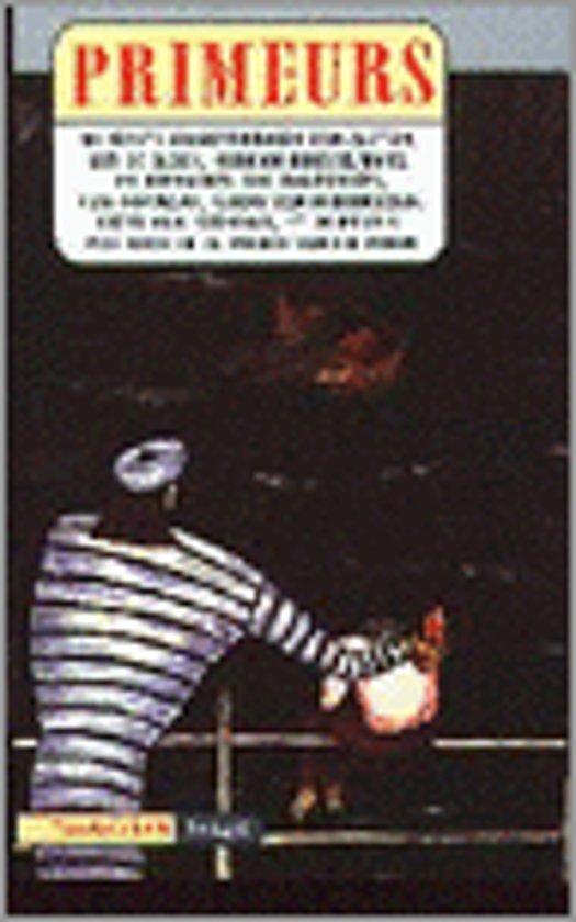 Boek cover Primeurs van Alstein (Paperback)