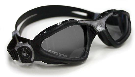 Aqua Sphere Zwembril - zwart/grijs