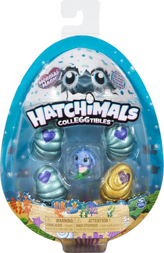 Hatchimals CollEGGtibles 4 Pack + Bonus -Seizoen 5
