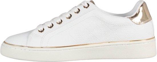 Guess Dames Sneakers Beckie Wit Maat 36