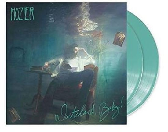 CD cover van Wasteland,Baby! (Limited Coloured Vinyl) van Hozier