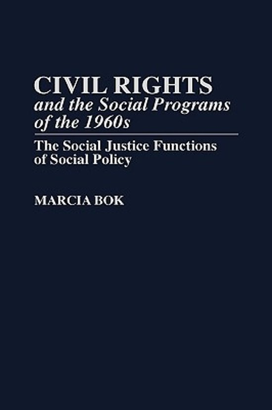 a discussion on the social changes in the 1960s Questions for discussion to growing radicalization of these groups during the 1960s was most effective in bringing about social change.