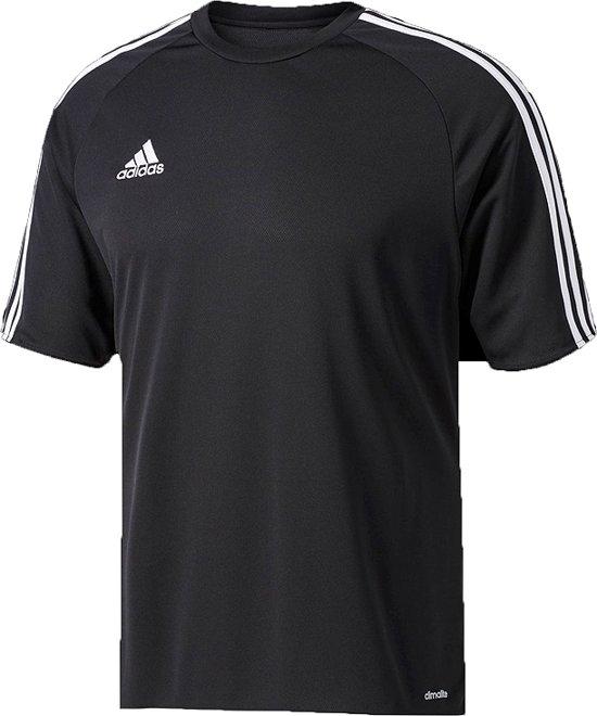 adidas Estro 15 Jersey - Voetbalshirt - Heren - Maat S - Zwart/Wit