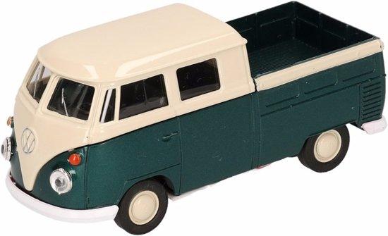 Bol Com Speelgoed Groene Volkswagen T1 Pick Up Auto 1 36