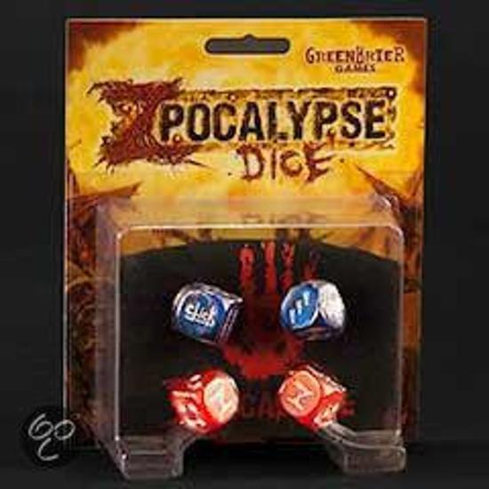 Afbeelding van het spel Zpocalypse: Deluxe Dice Set