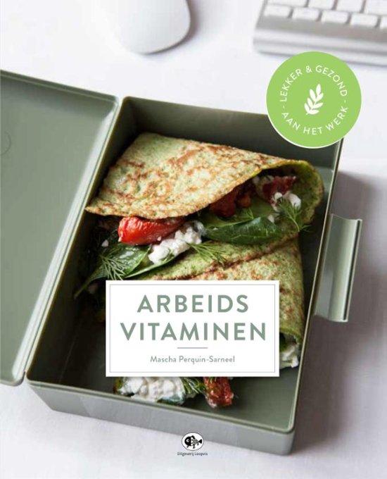Boek cover Arbeidsvitaminen - lekker & gezond aan het werk van Mascha Perquin-Sarneel (Hardcover)