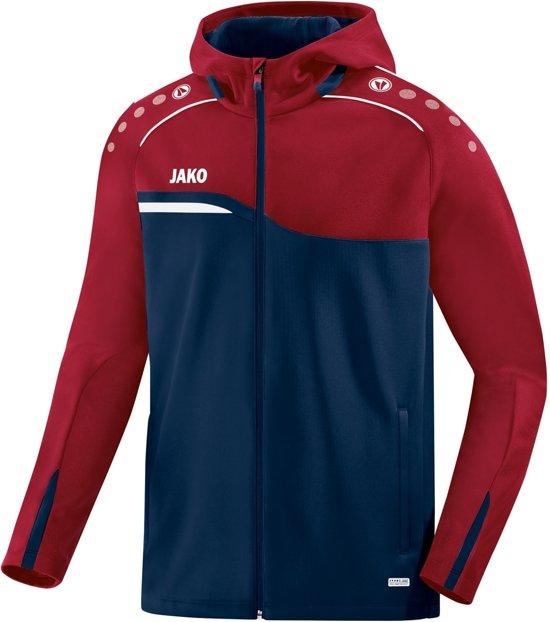 2 Maat Heren S 0 Jacket JakoHooded Competition kPXuiOTZ