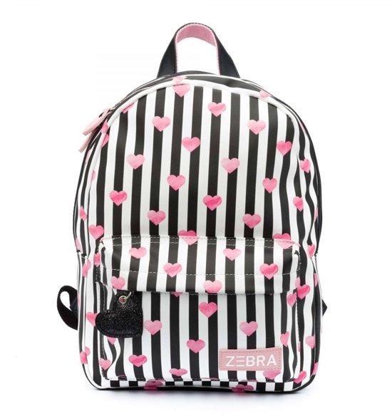 5f0f688c981 bol.com   Zebra Trends Girls Rugzak M Stripes & Hearts