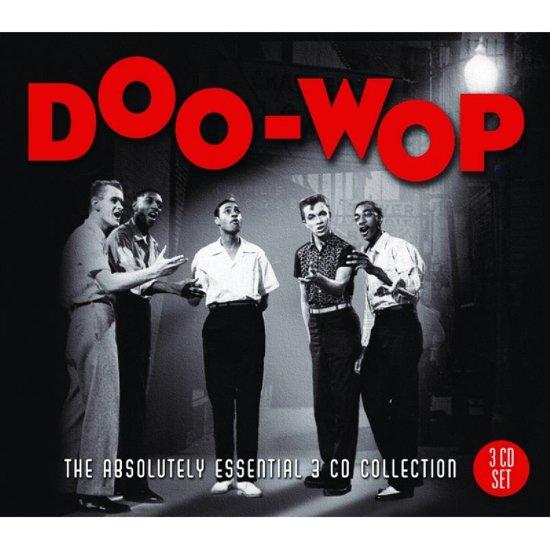 CD cover van The Absolutely Essential Doo-Wop