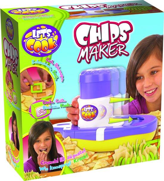 Let's cook chips maker