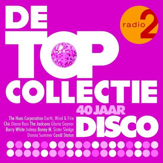 40 jaar disco bol.| De Radio 2 Topcollectie 40 Jaar Disco | CD (album) | Muziek 40 jaar disco