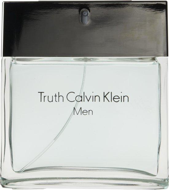 Calvin Klein Truth 100 ml - Eau de toilette - Herenparfum