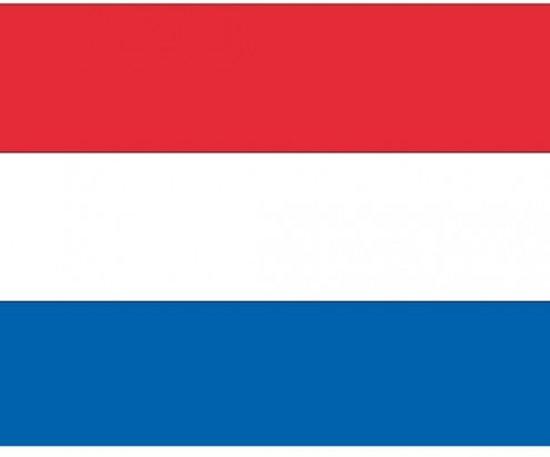 Vlag Nederland stickers