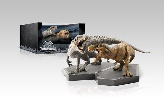Jurassic Park 1 t/m 4 Limited Edition Dinosaur Giftset (Blu-ray)