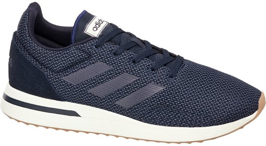 1 Maat 3 Heren Run 43 70s Blauwe Adidas RZpY6qw