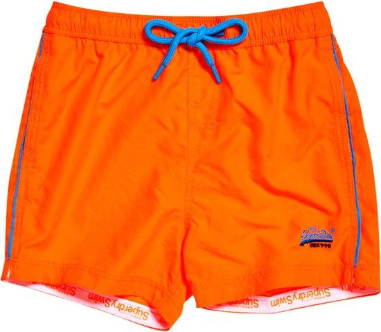 Superdry Korte Broek Heren.Bol Com Superdry Beach Volley Swim Short Heren Zwembroek Maat M