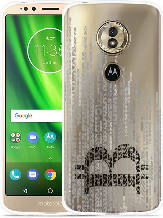Moto G6 Play hoesje Cryptoexchange