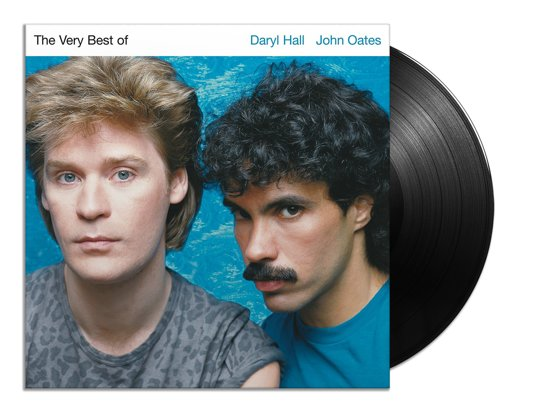 The Very Best Of Daryl Hall & John Oates (LP)