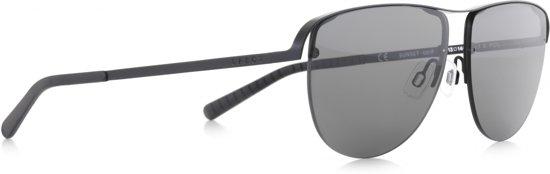 Spect Eyewear Zonnebril Sunset Unisex Piloot Matgrijs/smoke